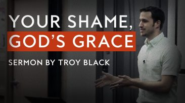 Your Shame God's Grace