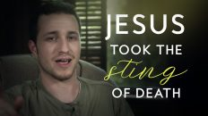 Jesus Took the Sting of Death | Troy Black