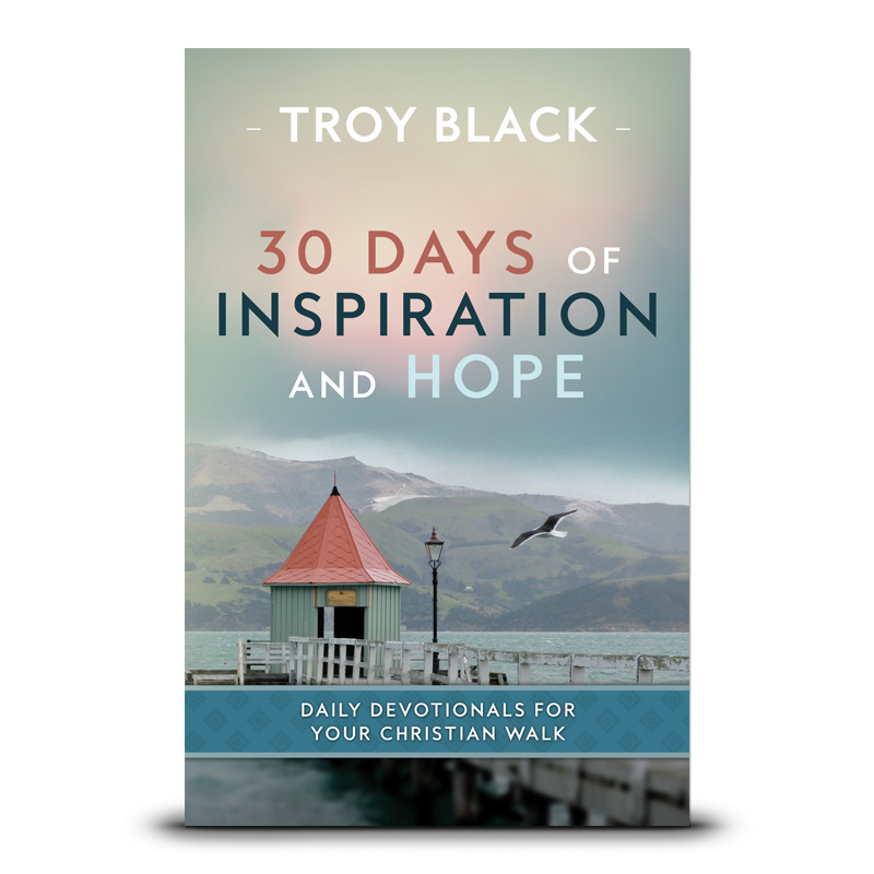 Troy Black devotional